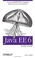 Java EE 6 Pocket Guide Front Cover