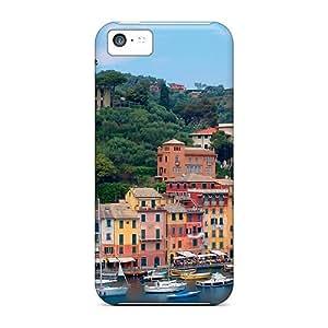 Iphone 5c Case Cover Skin : Premium High Quality Portofino Italy Case