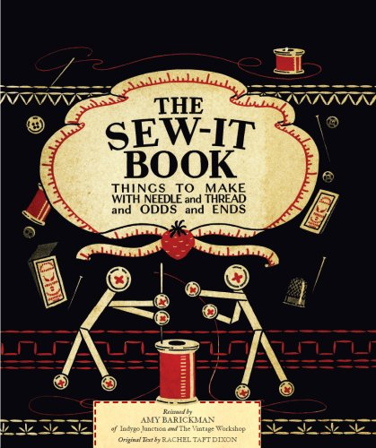 - The Sew-It Book