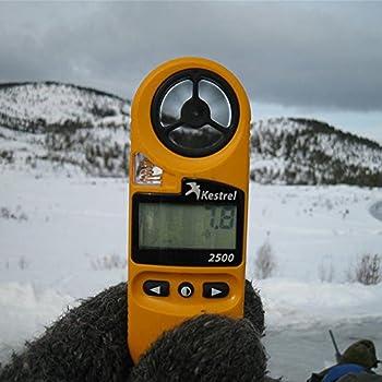 Kestrel 2500 Pocket Weather Meter Olive Drab