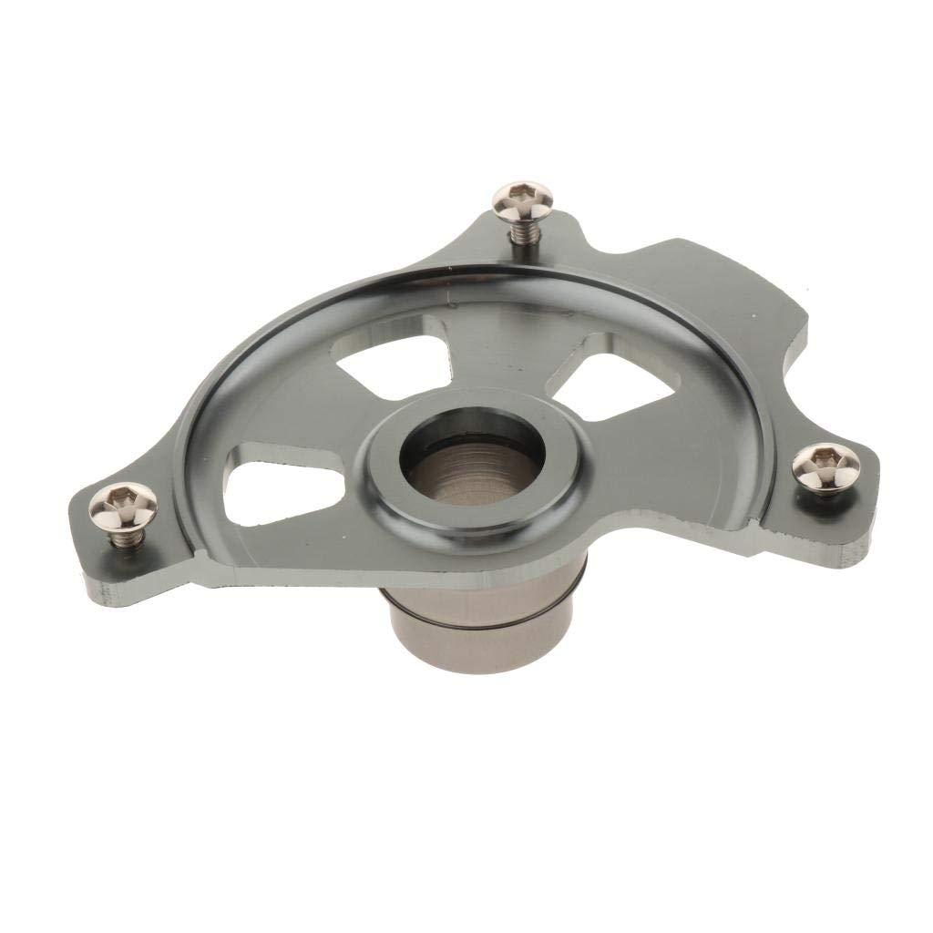 gazechimp Cubierta Rotor Protector Freno de Disco de Salpicaduras Impermeable para Moto