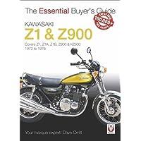 Kawasaki Z1 & Z900: 1972 to 1976 - Covers Z1, Z1A, Z1B, Z900 & KZ900 (Essential Buyer's Guide)