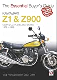 Kawasaki Z1 & Z900: 1972 to 1976 - Covers Z1, Z1A, Z1B, Z900 & KZ900 (Essential Buyer's Guide)