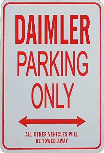 daimler-parking-only-sign