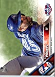 2016 Topps Opening Day Baseball #OD 64 Dalton Pompey Toronto Blue Jays