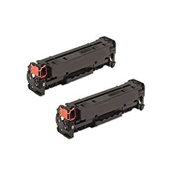 Amazon.com: 2PK CC530 A (304 A) Black Toner for HP LaserJet ...