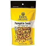 4 Savers Package:Eden Foods Pumpkin Seeds (15x4 Oz)