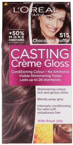 LOreal Paris Casting Creme Gloss 515 Chocolate Trufa