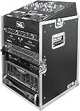 12u mixer rack - Road Ready RRM12U 10U Slant Mixer Rack/12U Vertical Rack System