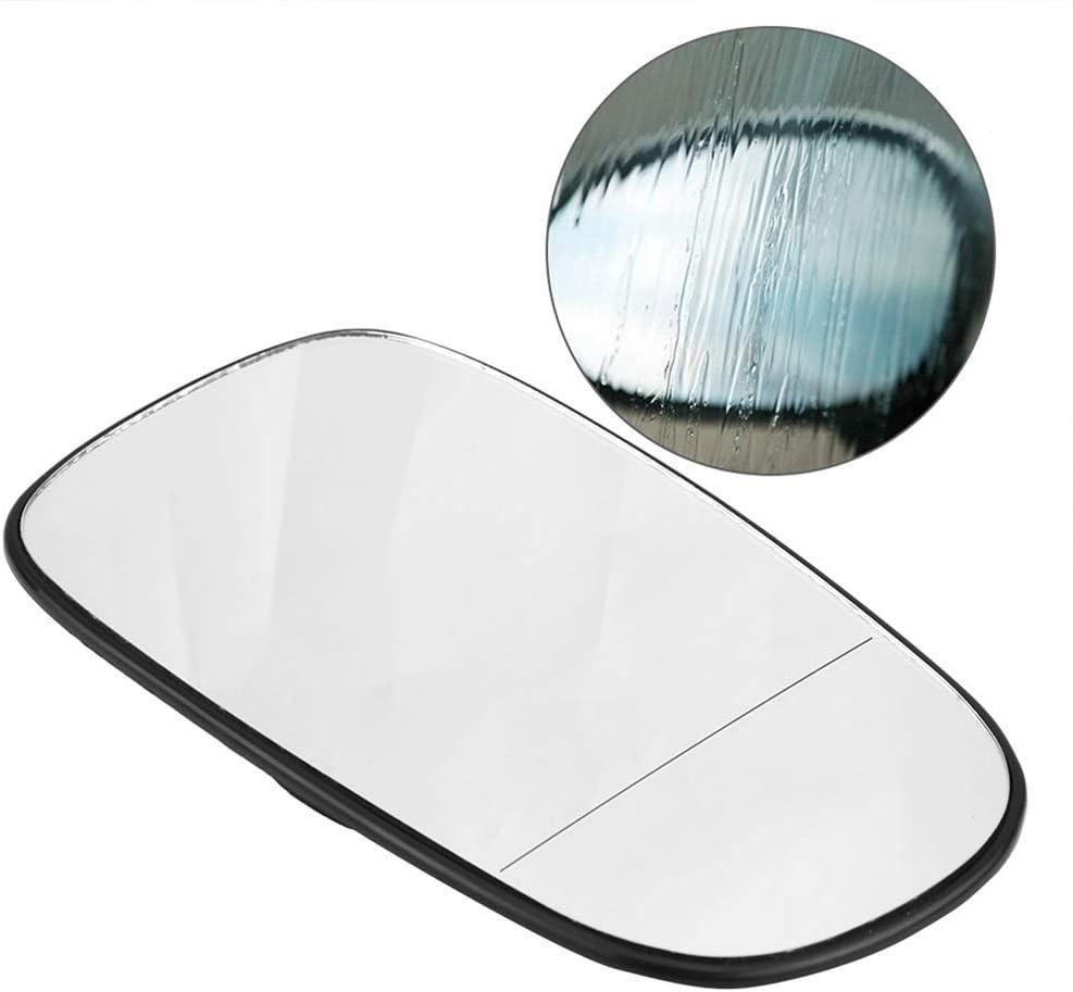 Vidrio del Espejo del Coche /Ángulo de la Puerta Lateral Izquierda del Espejo del Espejo Gran Angular para 93 95 2003-2010