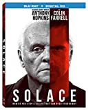Solace (Blu-ray) ~ Anthony Hopkins Cover Art