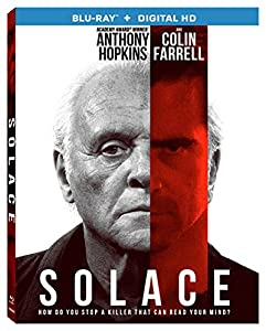 Cover Image for 'Solace [Blu-ray + Digital HD]'