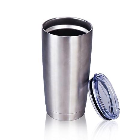 cawser 20 oz vaso de acero inoxidable, 304 Acero inoxidable ...
