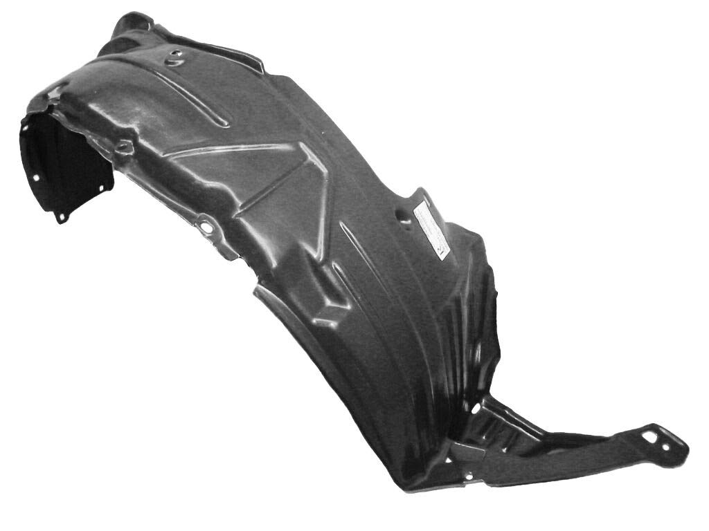 HO1249116 Parts N Go 2002-2006 CRV Fender Liner Pair Driver /& Passenger Side Splash Shield 74100S9A00