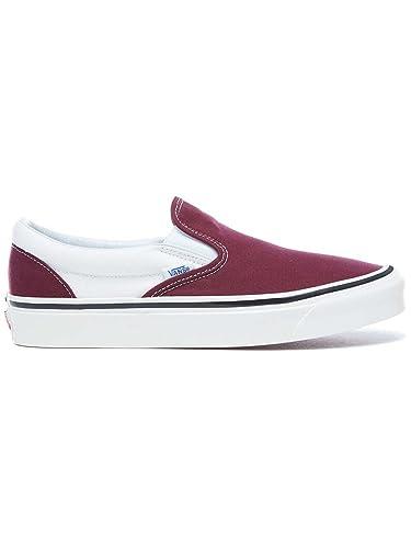 97668f9a68 Vans Herren Slip On Anaheim Factory Classic 98 DX Sl: Amazon.de: Schuhe &  Handtaschen