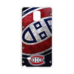 New Gift Montreal Canadiens Durable Case for Samsung Galaxy Note 4 Snap On