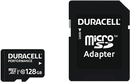 Duracell Performance 128gb Microsdxc Class 10 Uhs I Computer Zubehör