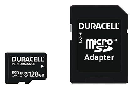 Duracell DRMK128PE Memoria Flash 128 GB MicroSD Clase 10 UHS ...