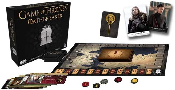 Game of Thrones: Oathbreaker Board Game: Amazon.es: Juguetes y juegos