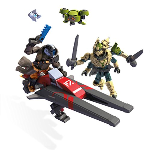 Racing Dart Blocks - Mega Construx Destiny Sparrow S-10V Building Kit