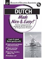 Dutch Made Nice & Easy