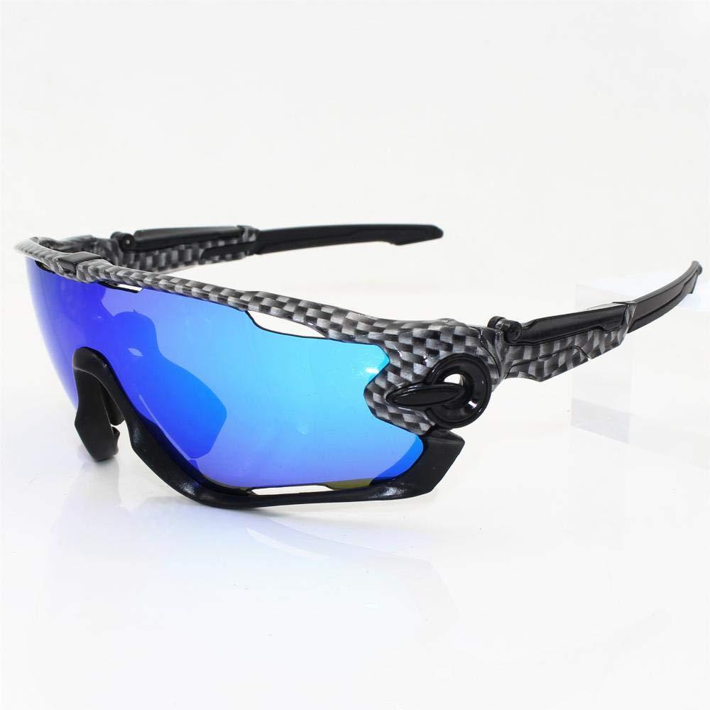 Ludage Gute sportbrillen Sport Winddicht Auge montierte Gläser Farbwechsel-Klarsichtfolie (Set 2 Linsen)