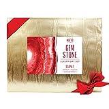 Garnet Gemstone Luxury Gift Set