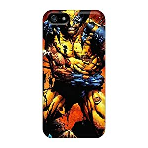 FLQjZ5307QsOCd Wolverine I4 Feeling For Iphone 5/5S Phone Case Cover On Your Style Birthday Gift Cover Case