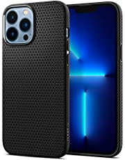 Spigen Liquid Air Hoesje Compatibel met iPhone 13 Pro -Matte Black