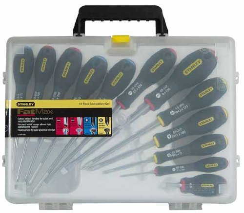 Fatmax 12 Piece Screwdriver Set