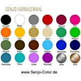 Senjo Color Farbe für Airbrush für Body Paint, 75ml silber