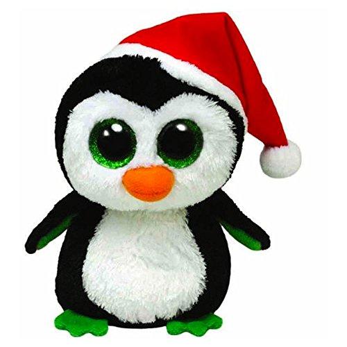 3c2c764c37f Amazon.com  Ty Beanie Boos Igloo - Penguin Medium (7136992)  Toys   Games