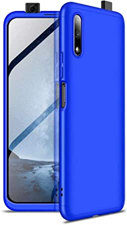 JJWYD Funda para Huawei Honor 9X Pro/Honor 9X, para Huawei Honor 9X Pro/ Honor 9X Funda 3 in 1 Hard Caja Caso PC Protective Ultra Delgado Anti-rasguños Case Cover Caso: Amazon.es: Electrónica