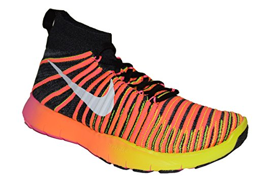 NIKE Mens Free TR Force Flyknit Running Shoes (Multi, 11.5)