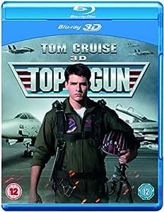 Top Gun (Blu-ray 3D) [1986] [Region Free]