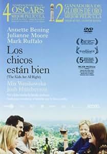 Los Chicos Están Bien (Dvd Import) (European Format - Region 2)