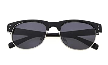 Eyekepper Gafas de Sol Polarizadas Redondas Ovaladas Retras ...
