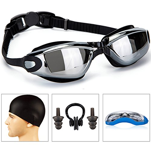 gaoge-swimming-goggles-swim-cap-case-nose-clip-ear-plugsswim-goggles-anti-fog-uv-protection-for-adul