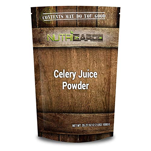 Celery Juice Powder 2.2 LBS (1000 G)