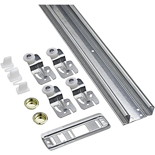 National Hardware N343-129 by- by-Passing Door Hardware, 60