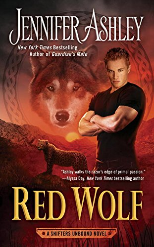 Book Cover: Red Wolf