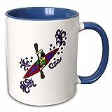 3dRose mug%5F240012%5F6 %22Fun Kayaking