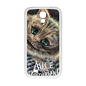 Alice In Wonderland New Style High Quality Comstom Protective case cover For Samsung Galaxy S4 by runtopwell