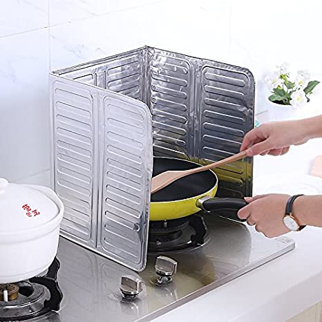 MMXXAIWWAA Cocina a prueba de salpicaduras de aceite ...