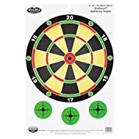 Birchwood Casey Dirty Bird 12 x 18-Inch Shotboard Target, 8 Sheet Pack