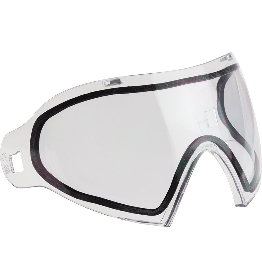 Dye Paintball i4/i5 Goggle Thermal Replacement Lens (Clear) by Dye