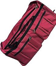 """Archibolt Canada 36-inch Wheeled Rolling Duffle Bag Cargo Outdoor Hockey Bag 36"""""""