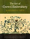 img - for Art of Crewel Embroidery book / textbook / text book