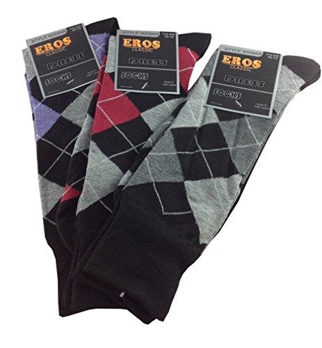 Multi Colored Argyle Plaid Patterned product image