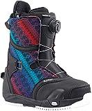#3: Burton Limelight Step On Snowboard Boot - Women's Black/Multi, 7.5